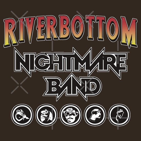 TShirtGifter presents: Riverbottom Nightmare Band
