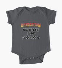 Riverbottom Nightmare Band Baby Body Kurzarm