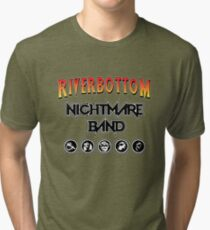 Riverbottom Nightmare Band Tri-blend T-Shirt
