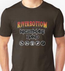 Banda de pesadillas de Riverbottom Camiseta ajustada