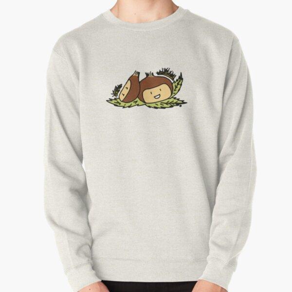 Chestnut Pals Pullover Sweatshirt
