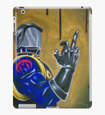 Cobra Commander iPad Case/Skin