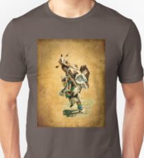 Indian Dance Unisex T-Shirt
