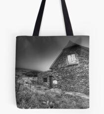 Irish Famine Cottage Tote Bag