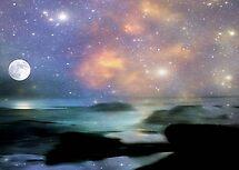 Ocean Magic © by Dawn Becker