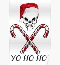 YO HO HO Poster
