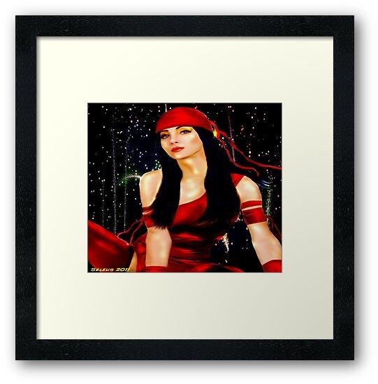 Red Ninja by loflor73