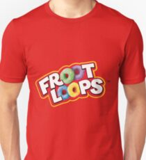 Froot Loops logo Unisex T-Shirt