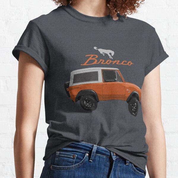 Vintage 1974 Ford Bronco Classic T-Shirt