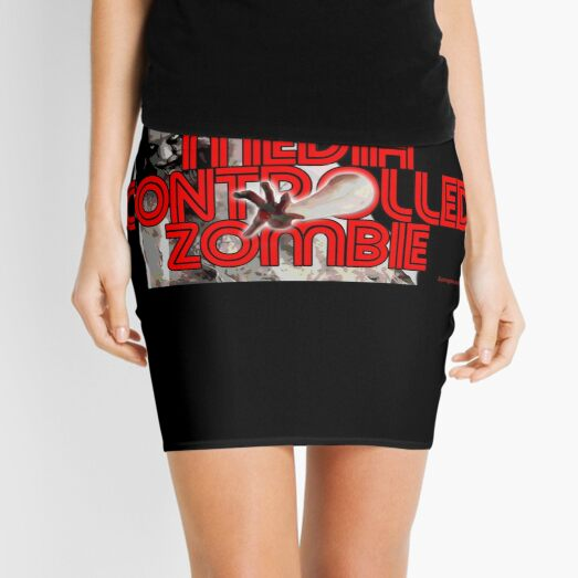 Media Zombies Mini Skirt