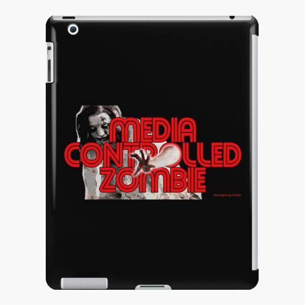 Media Zombies iPad Snap Case
