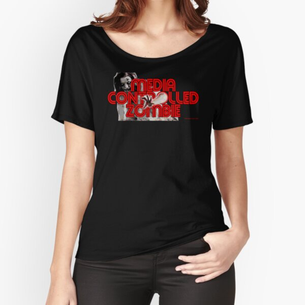 Media Zombies Relaxed Fit T-Shirt