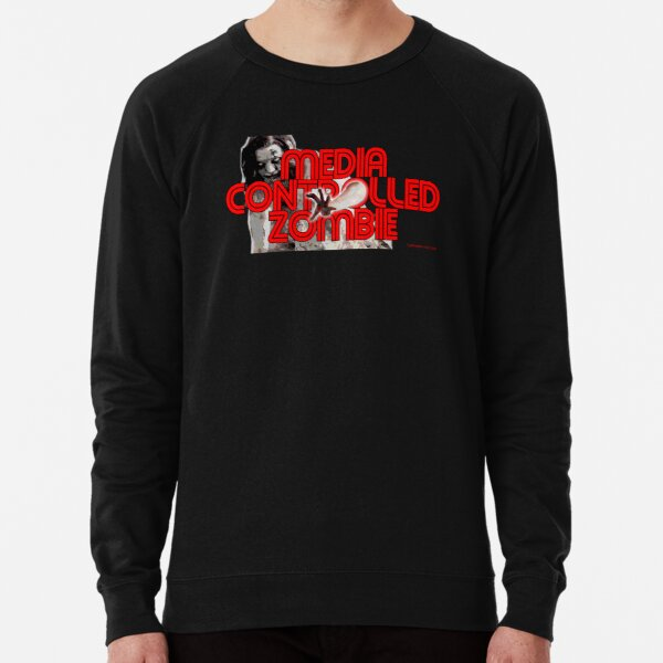 Media Zombies Lightweight Sweatshirt