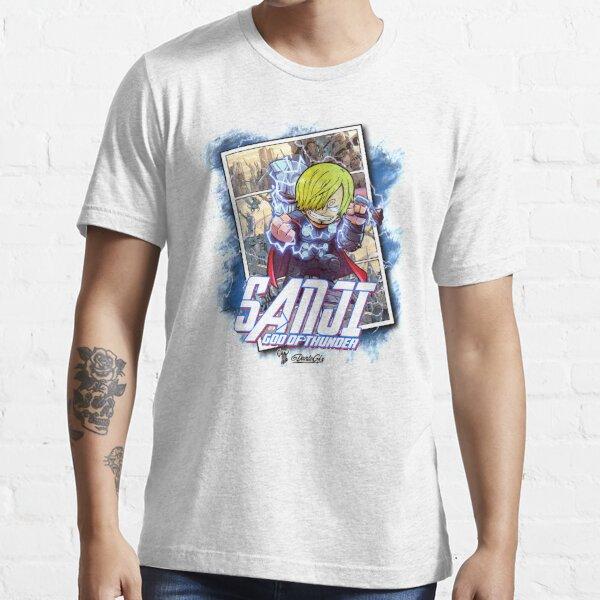 SANJI GOD OF THUNDER! Essential T-Shirt