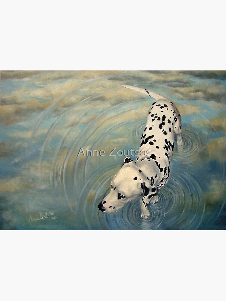 Dalmatian In The Sky by AnneZ