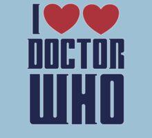 I Heart Heart Doctor Who