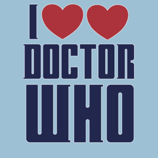 TShirtGifter presents: I Heart Heart Doctor Who