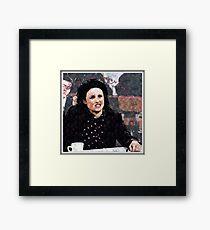 Elaine Benes Framed Print