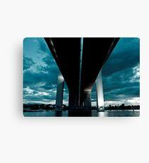 Bolte Bridge - Docklands Canvas Print