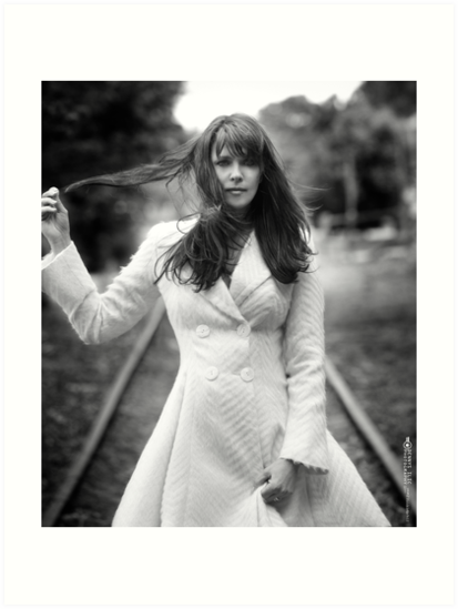 Amanda Tapping in White by Filmart