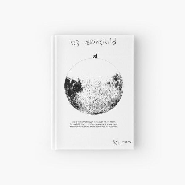 RM Mono. - Moonchild  Hardcover Journal