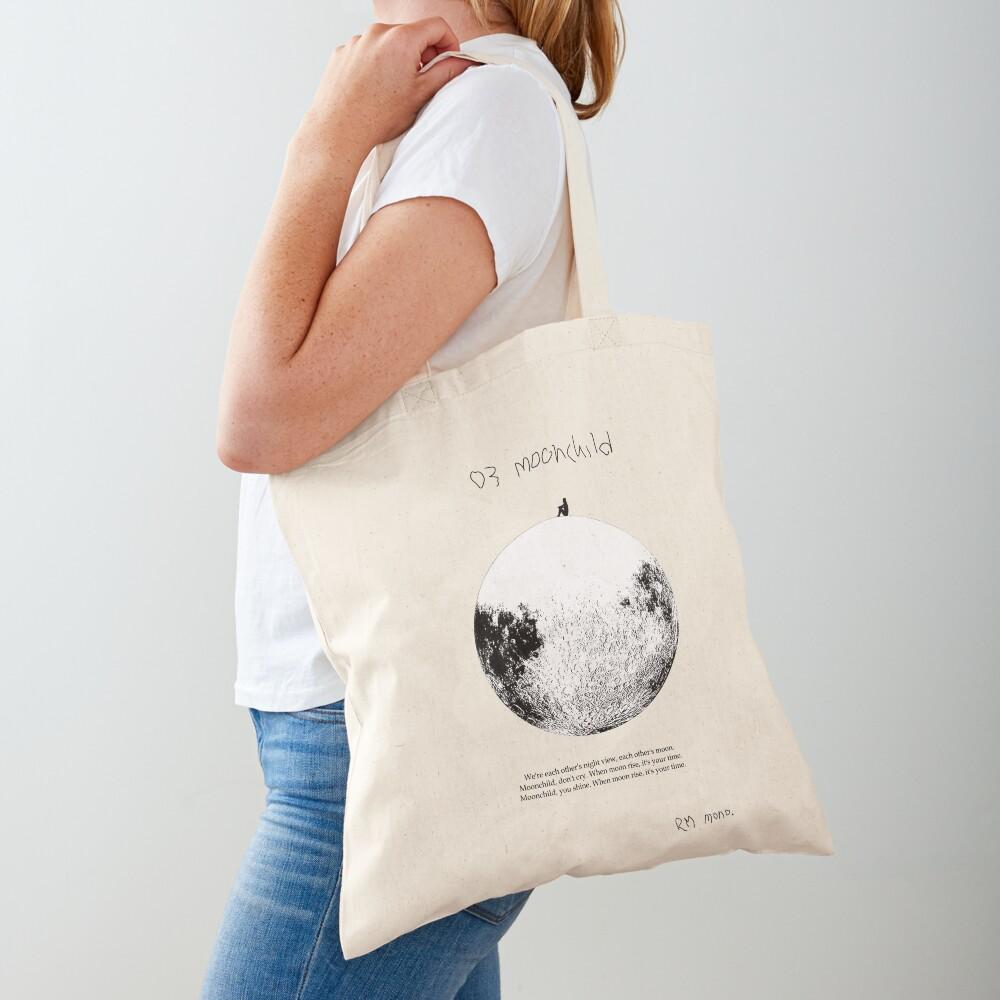 RM Mono. - Moonchild  Tote Bag