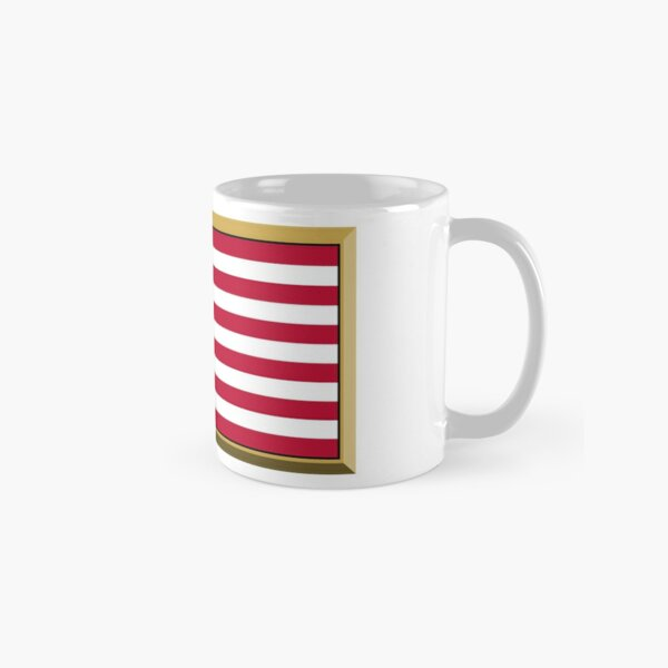 Liberia Flag Stickers, Gifts and Products Classic Mug