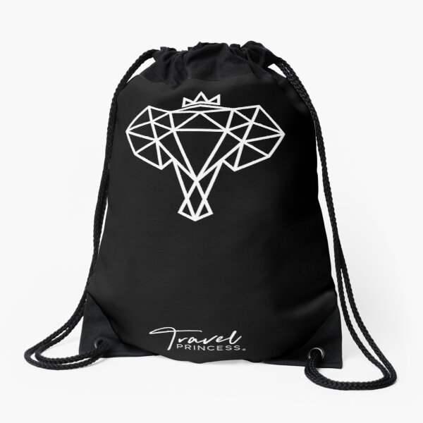 Travelprincess backpack and backpack Drawstring Bag