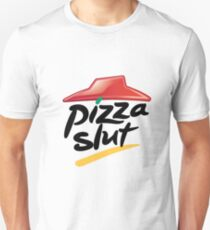 Pizza Slut Unisex T-Shirt