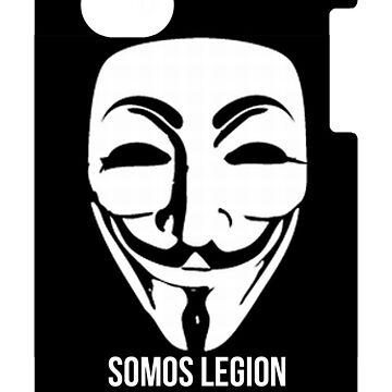 Somos Legión by jmaa