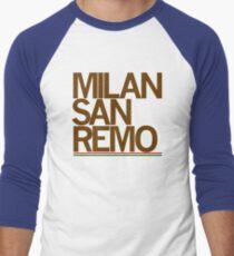 milan-san remo Men's Baseball ¾ T-Shirt
