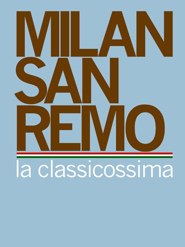 milan-san remo | Unisex T-Shirt
