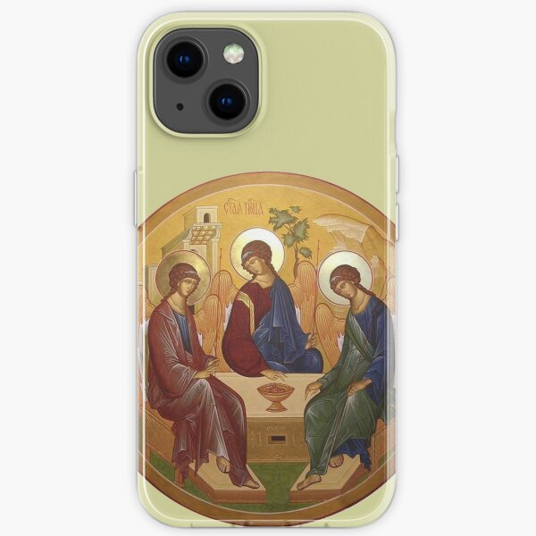 The Hospitality Of Abraham iPhone Soft Case