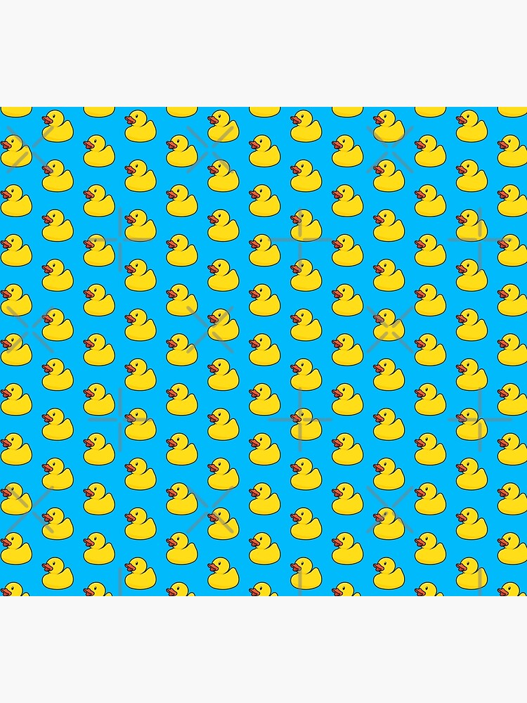 Rubber Duck by threeblackdots