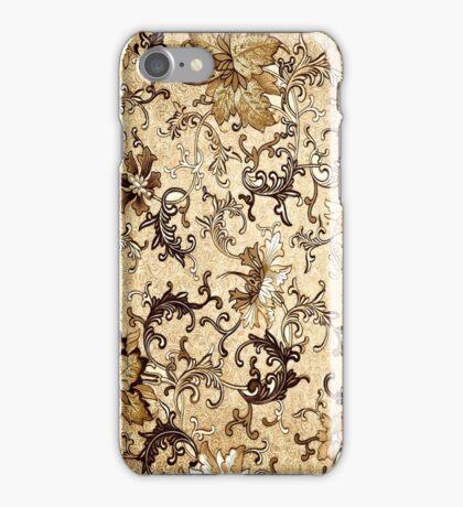 SWEET BELLA - COPPER iPhone Case/Skin