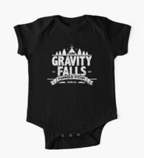 Camp Gravity Falls (worn look) One Piece - Short Sleeve