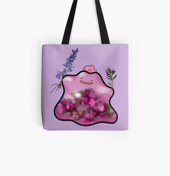 DITTO! All Over Print Tote Bag