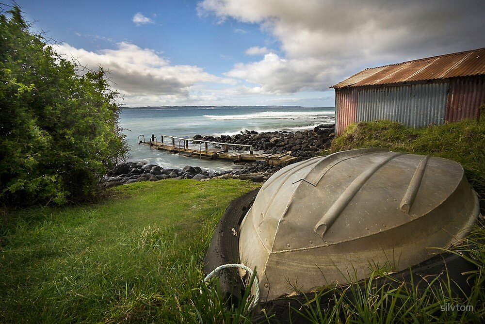 The Boat Shed by Silvia Tomarchio