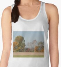 Autumn Landscape Women's Tank Top