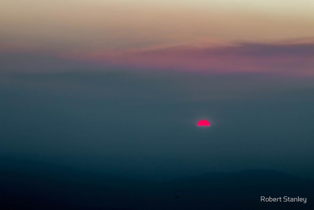 Smoke Haze by Robert Stanley