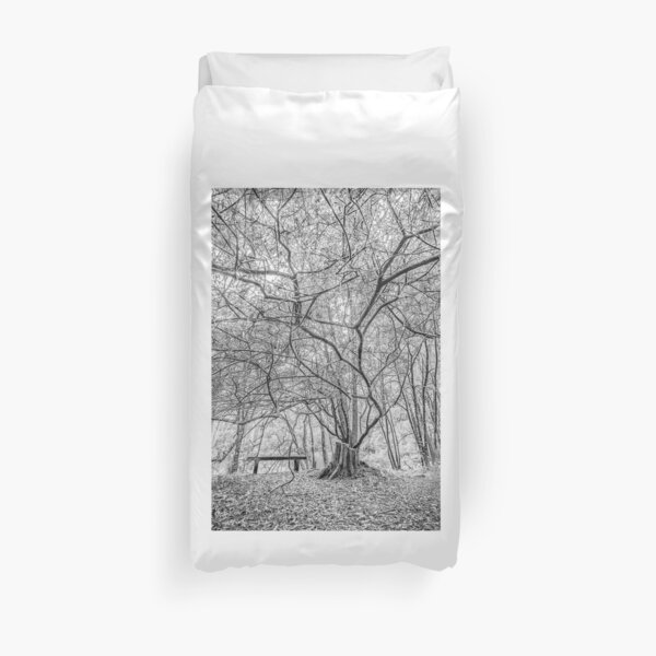 Seat of The Soul Duvet Cover