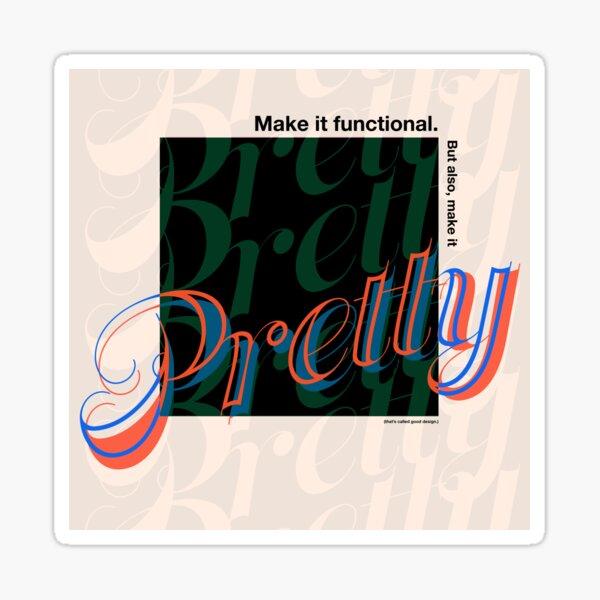 Design Haiku Sticker