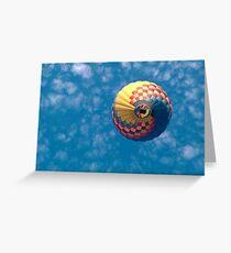 ooo Greeting Card