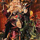 Artys Santa by Glenna Walker