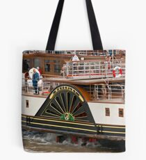 Waverley Paddle Steamer Paddles Tote Bag