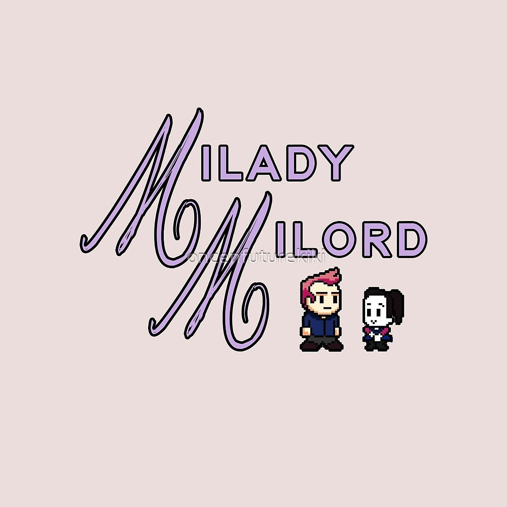 Milady and Milord by oncenfuturekiki