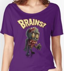 Retro Zombie Women's Relaxed Fit T-Shirt