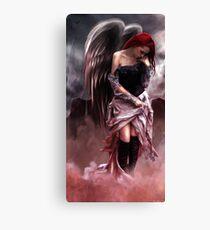 Angelic Memories Canvas Print