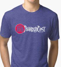 ThunderCast Ho! Tri-blend T-Shirt