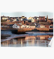 Maryport Harbour  Poster
